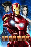 Marvel Anime: IronMan