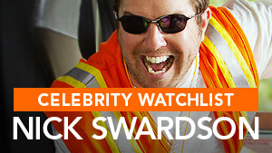 Celebrity Watchlist: Nick Swardson