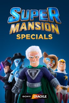 Watch SuperMansion Special, Drag Me To Halloween Official Trailer ...