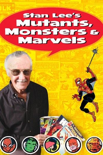 Stan Lee S Mutants Monsters And Marvels